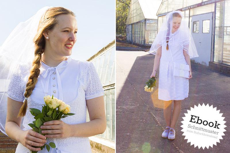 DIY Hochzeit einer DIY Queen - Julia von Kreativlabor Berlin hat Ja ...