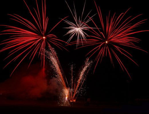 Feuerwerke von Röder Feuerwerk, Verbundfeuerwerke