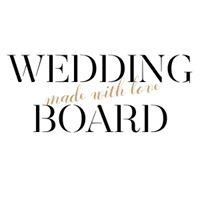Hochzeitsblog Wedding Board